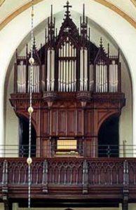 Mönch Orgel2