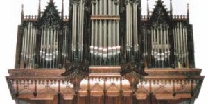 Orgel in St. Dionysius