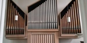 Orgel in St. Ludger *