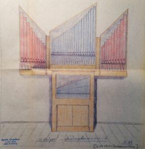 Skizze Orgel s