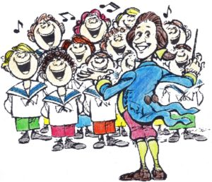 KinderchorFelizitas Logo bunt s