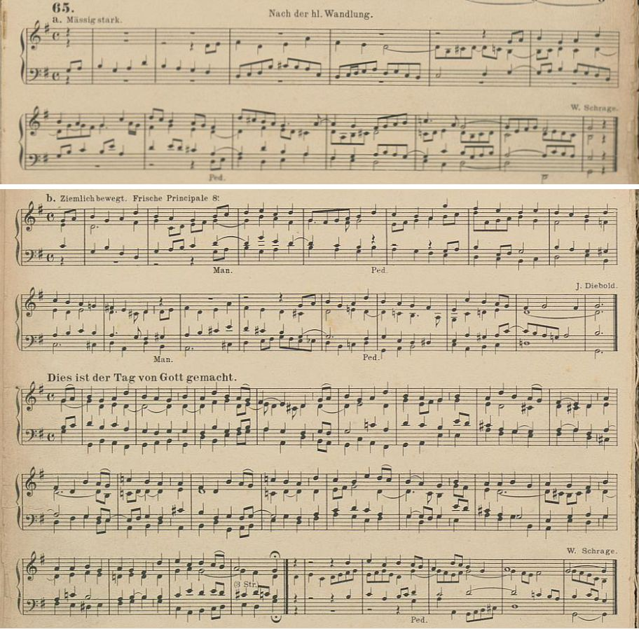 Orgelbuch