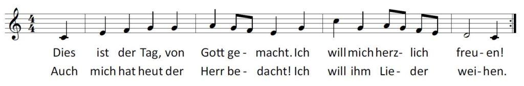 Melodie 1832 Hartig Siona