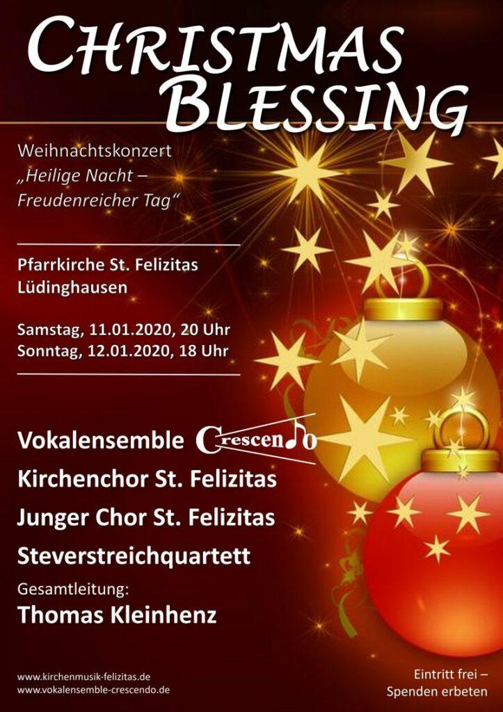 Plakat Blessing1