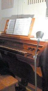 Ev. Kirche Orgel