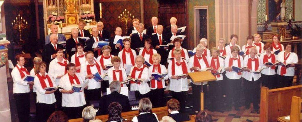 Kirchenchor Dionysius2011